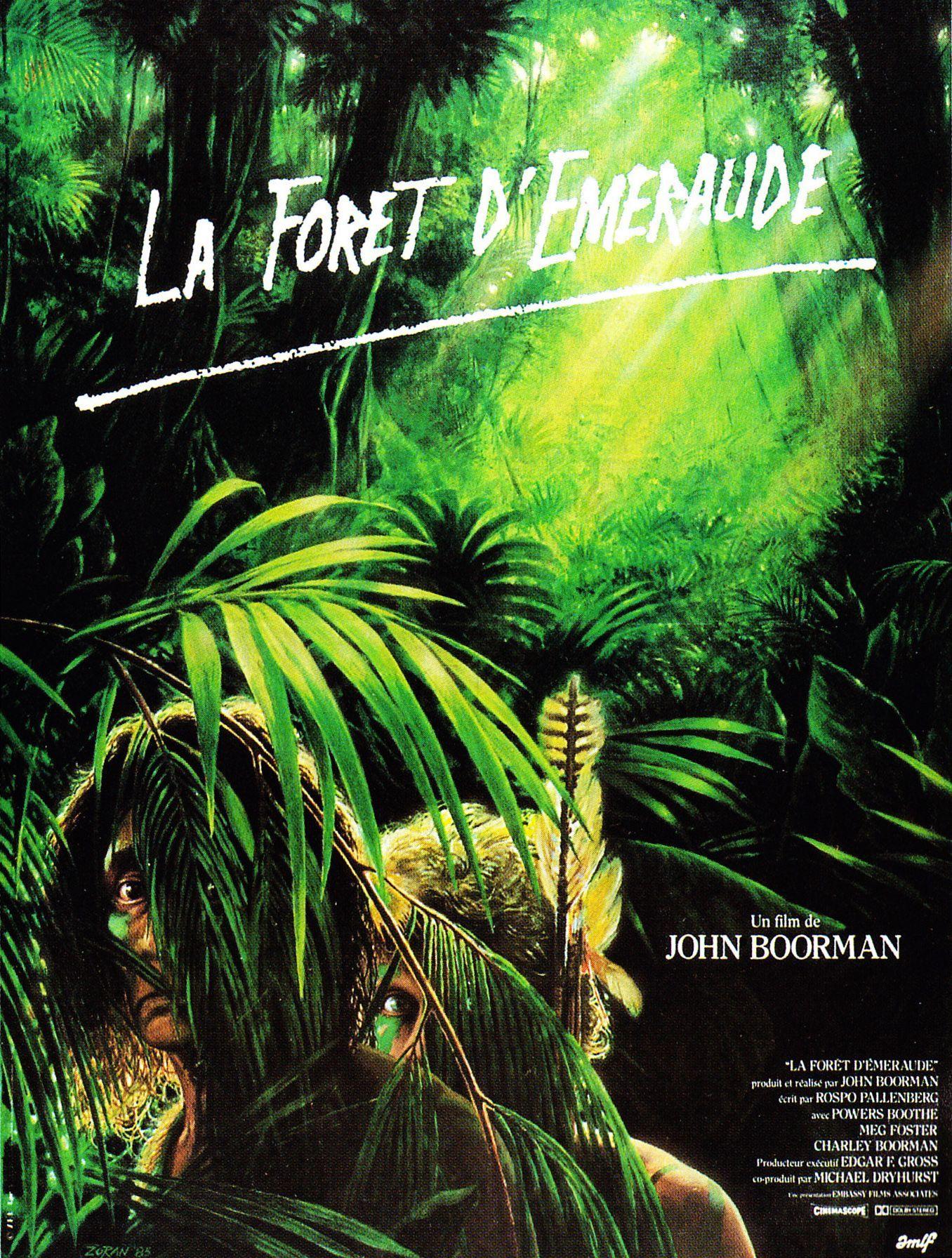 La forêt d'Emeraude