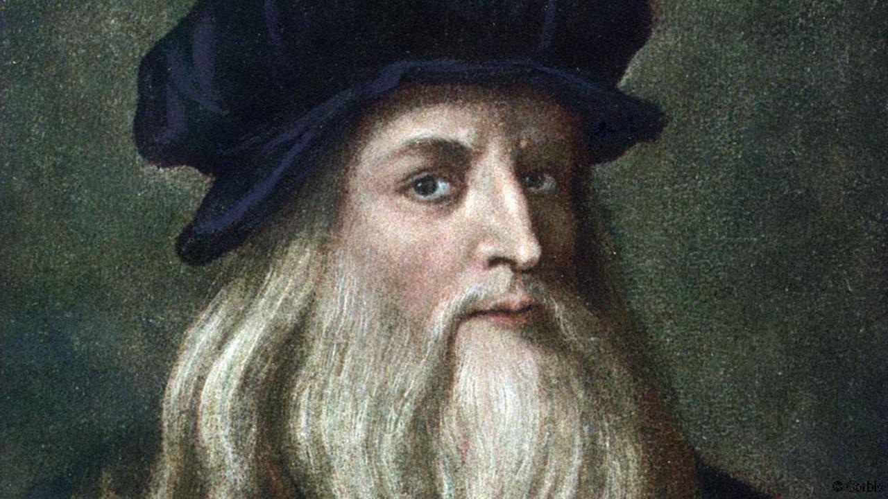 Cinéma Leonardo DiCaprio en Leonard de Vinci