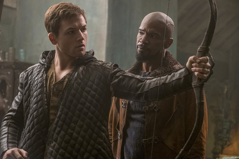 Taron Egerton est Robin des Bois — Robin Hood