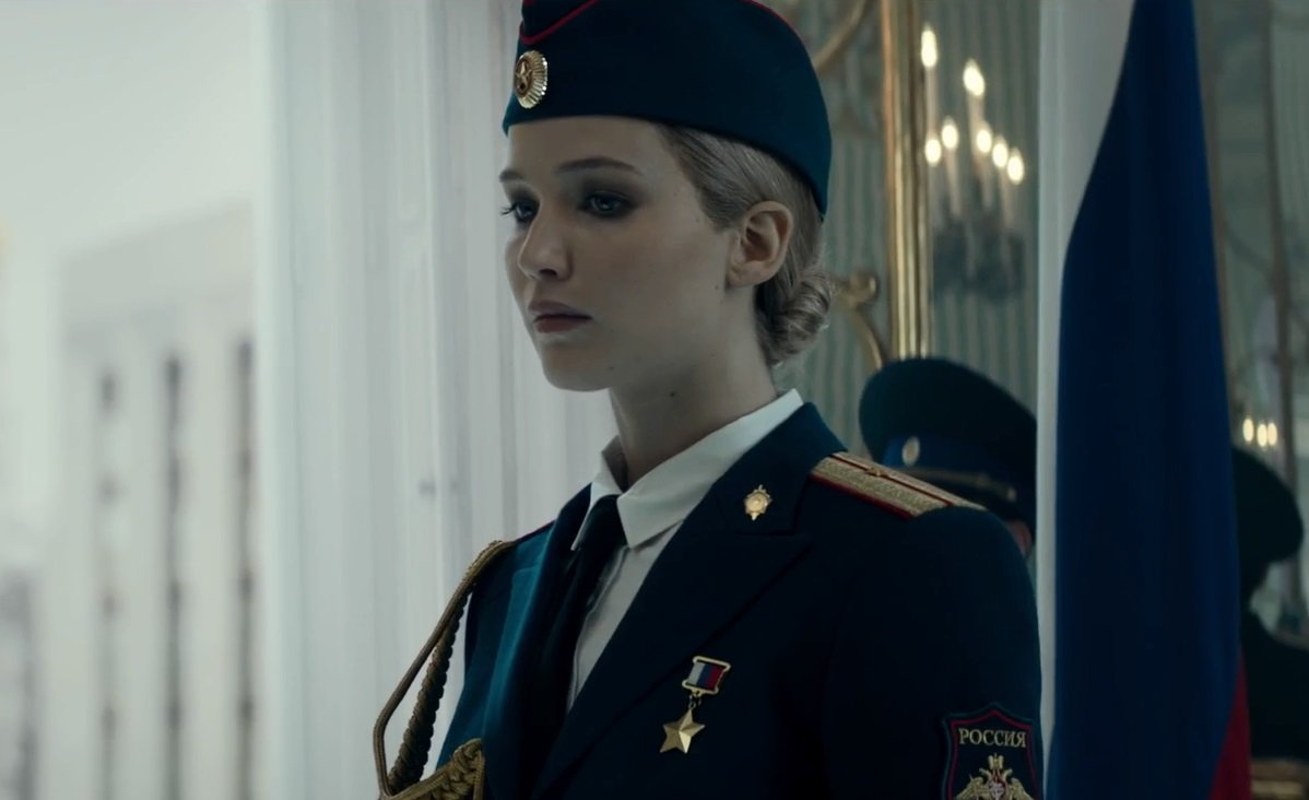 """Red Sparrow&quot..."