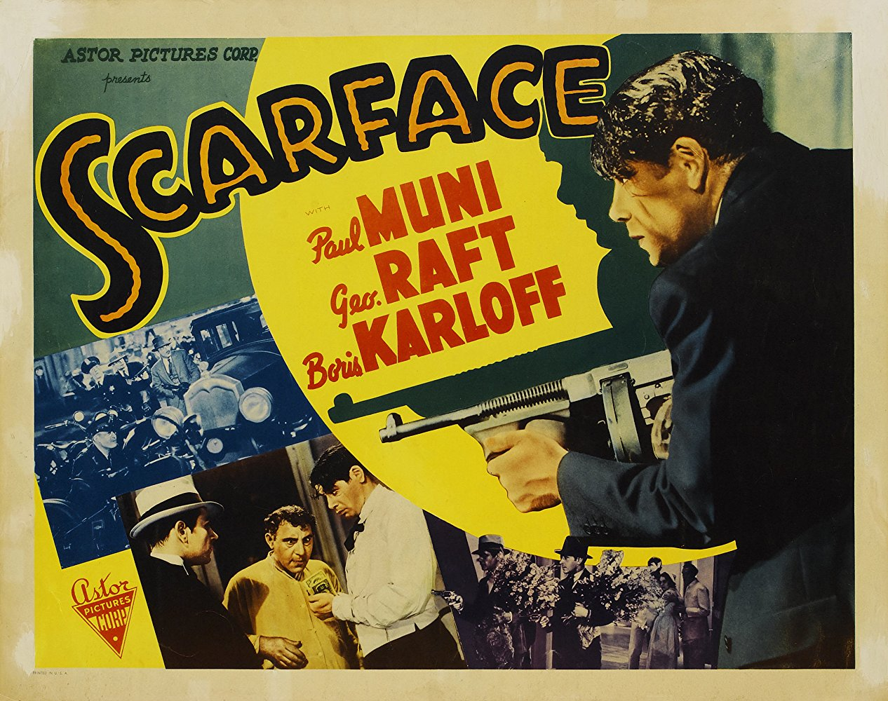 «Scarface»