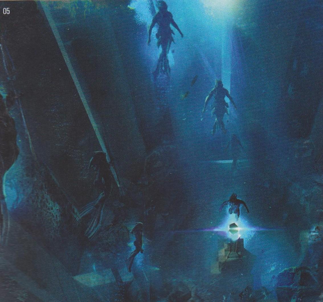 Atlantis' Mother Box