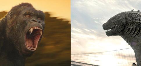 Il va y avoir un King Kong vs Godzilla et tu l'as pas vu venir