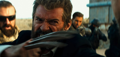Logan : When the man comes around