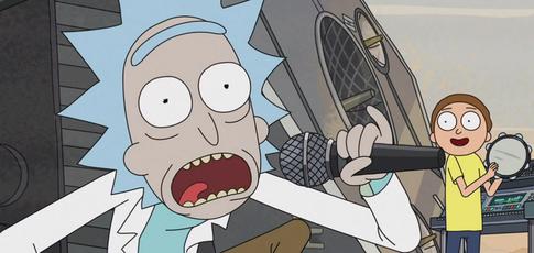 Rick et Morty : La série que tu dois absolument regarder