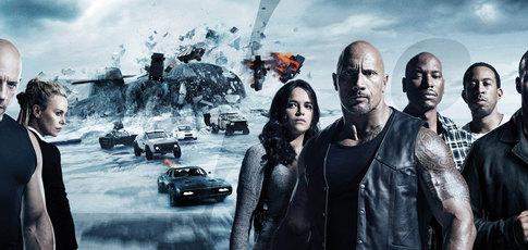 Fast and Furious 8 : La foire à l'auto