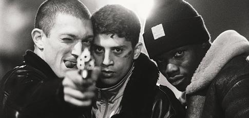 Le film culte que tu sais même pas qu'il a pas gagné la Palme d'or à Cannes: La haine