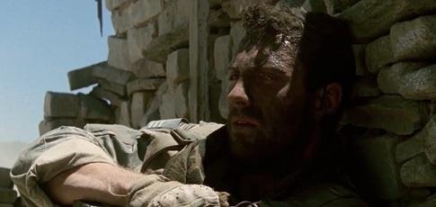THE WALL, La guerre en Irak résumée dans un bac à sable
