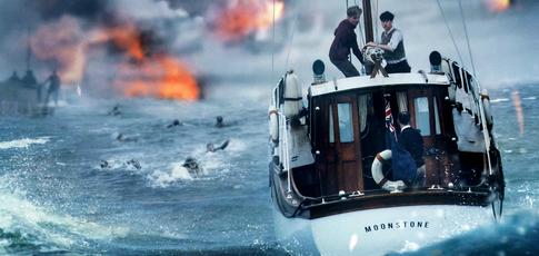 """""""DUNKERQUE"""" où comment Christopher Nolan oppose la """"chair"""" et le """"fer"""""""