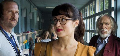 Gwendolyn Gourvenec, l'actrice que nous aimons d'un Amour pur
