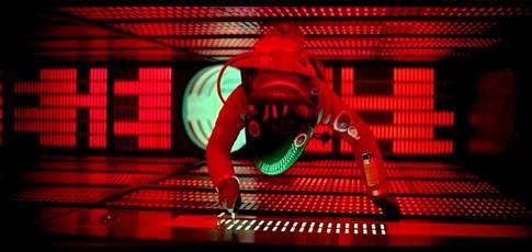 Et l'Oscar du meilleur film n'est pas attribué à... «2001, l'Odyssée de l'Espace» (1968) de Stanley Kubrick