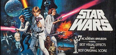 """Les posters les plus improbables de """"Star Wars"""" à travers le monde"""