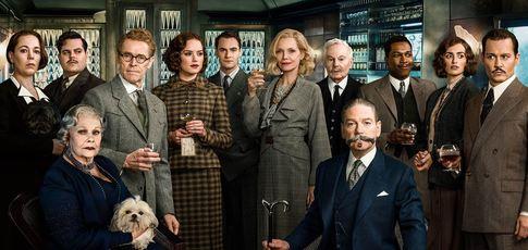"""""""Le Crime de l'Orient-Express"""" de Kenneth Branagh, adaptation moderne et sage du roman d'Agatha Christie"""