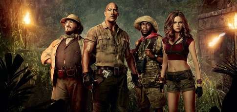 """Jumanji : Welcome to the Jungle"" est un des plus beaux hommages aux gamers"