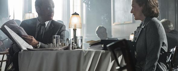 """Avec """"Pentagon Papers"""" Steven Spielberg ne pouvait pas être plus proche de l'actualité"""