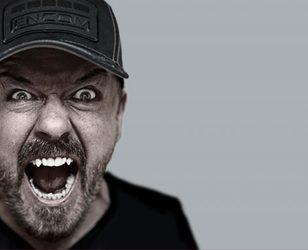 """""""Humanity"""" de Ricky Gervais de l'humour noir apaisant contre les haters"""