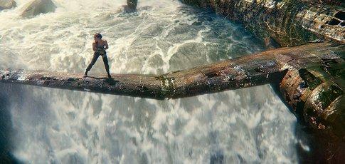 """Tomb Raider"" à tombeau ouvert"