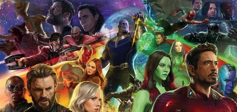 """""""Avengers : Infinity War"""" ou Le Seigneur des Anneaux de l'espace"""