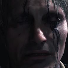 Guillermo Del Toro et Mads Mikkelsen dans un jeu vidéo