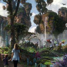 Nouvelles images du Pandora Park de James Cameron