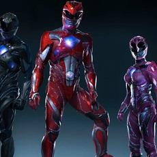 Encore de nouvelles images du reboot des Power Rangers