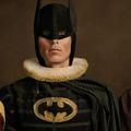Les Super-héros du photographe Sacha Goldberger