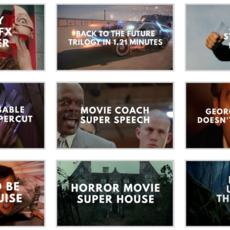 Burger Fiction : Les rois de la vidéo best of de Cinéma