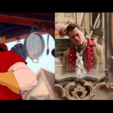 La Belle et La Bête : Le film live vs le dessin animé