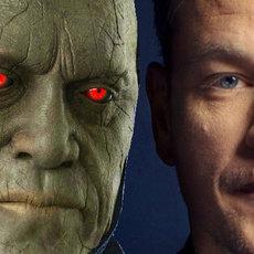 Matt Damon sera Darkseid dans Justice League