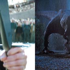 Un réalisateur fou est en train de tourner un mix entre Jurassic Park et Hunger Games