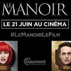 """Le Studio Bagel passe au cinéma avec """"Le Manoir"""" !"""