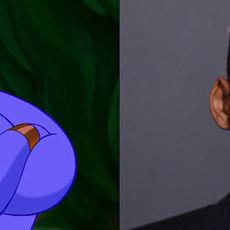 """Will Smith en génie pour le """"Aladdin"""" de Guy Ritchie ?"""