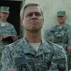 Le nouveau trailer bien drôle de 'War Machine' avec Brad Pitt