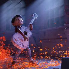 """Pixar nous embarque au pays des morts avec les nouvelles images de """"Coco"""""""