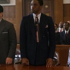 """Bande-annonce de """"Marshall"""" avec Chadwick Boseman dans le rôle du premier juge afro-américain à la Cour suprême des États-Unis"""