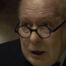 """C'est bien Gary Oldman que l'on voit sous les traits de Winston Churchill dans """"Darkest Hour"""""""