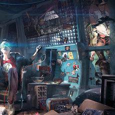 """Première image de """"Ready Player One"""" le prochain Spielberg"""