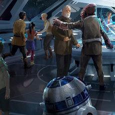 Star Wars, Avengers, Toy Story...les images fortes de la D23 Expo