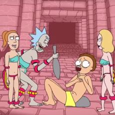 """Juste avant la saison 3 de """"Rick & Morty"""", encore un teaser bien barré"""