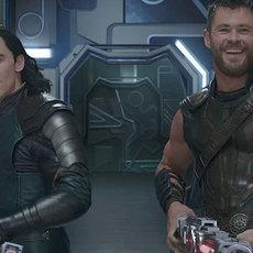 """""""Thor : Ragnarok"""" a l'air d'être le plus fun de tous les Marvel"""
