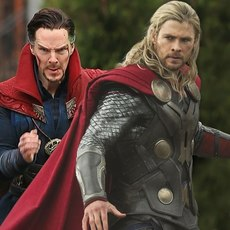 """Dr Strange vient aider Thor dans le trailer japonais de """"Thor : Ragnarok"""""""