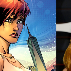 Jessica Chastain va incarner Painkiller Jane au Cinéma