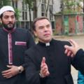 """Fabrice Éboué monte un groupe de religieux chanteurs pour """"Coexister"""", son nouveau film"""