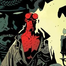 David Harbour est le nouveau Hellboy, et la première image annonce la couleur