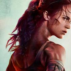 Tomb Raider : Quand les affiches des jeux sont plus belles que celle du film