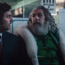 """Alain Chabat revient avec """"Santa & Cie"""", et ça a l'air d'être encore un film mignon"""