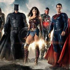 """""""Justice League"""" en version VHS c'est assez rigolo"""