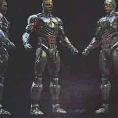 """""""Justice League"""" des concepts arts plus beaux que le film ?"""