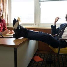 """Bande-annonce de """"A Futile and Stupid Gesture"""", biopic sur Doug Kenney co-fondateur du magazine National Lampoon, mensuel US irrévérencieux et barré dans les 70's"""