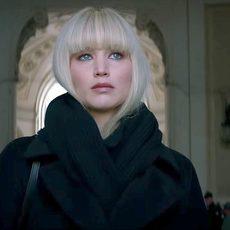 """Le corps de Jennifer Lawrence est une arme dans """"Red Sparrow"""""""